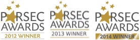 Parsec Award Winner